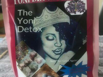 Treasure Paradise yoni detox pearl