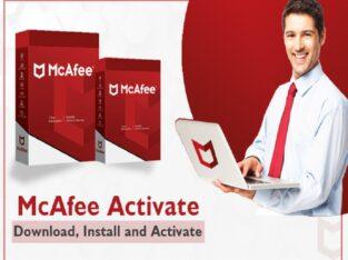 Mcafee.com/activate – Enter Activation Code