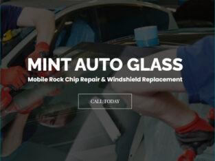 Mint Auto Glass