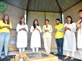300 hours Hatha-Vinyasa Yoga Teacher Training in G